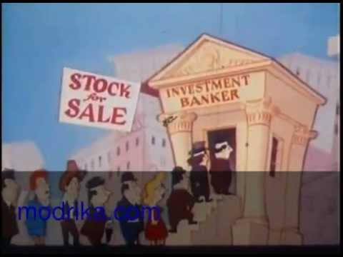 How the New York Stock Exchange Works:Cartoon Tutorial