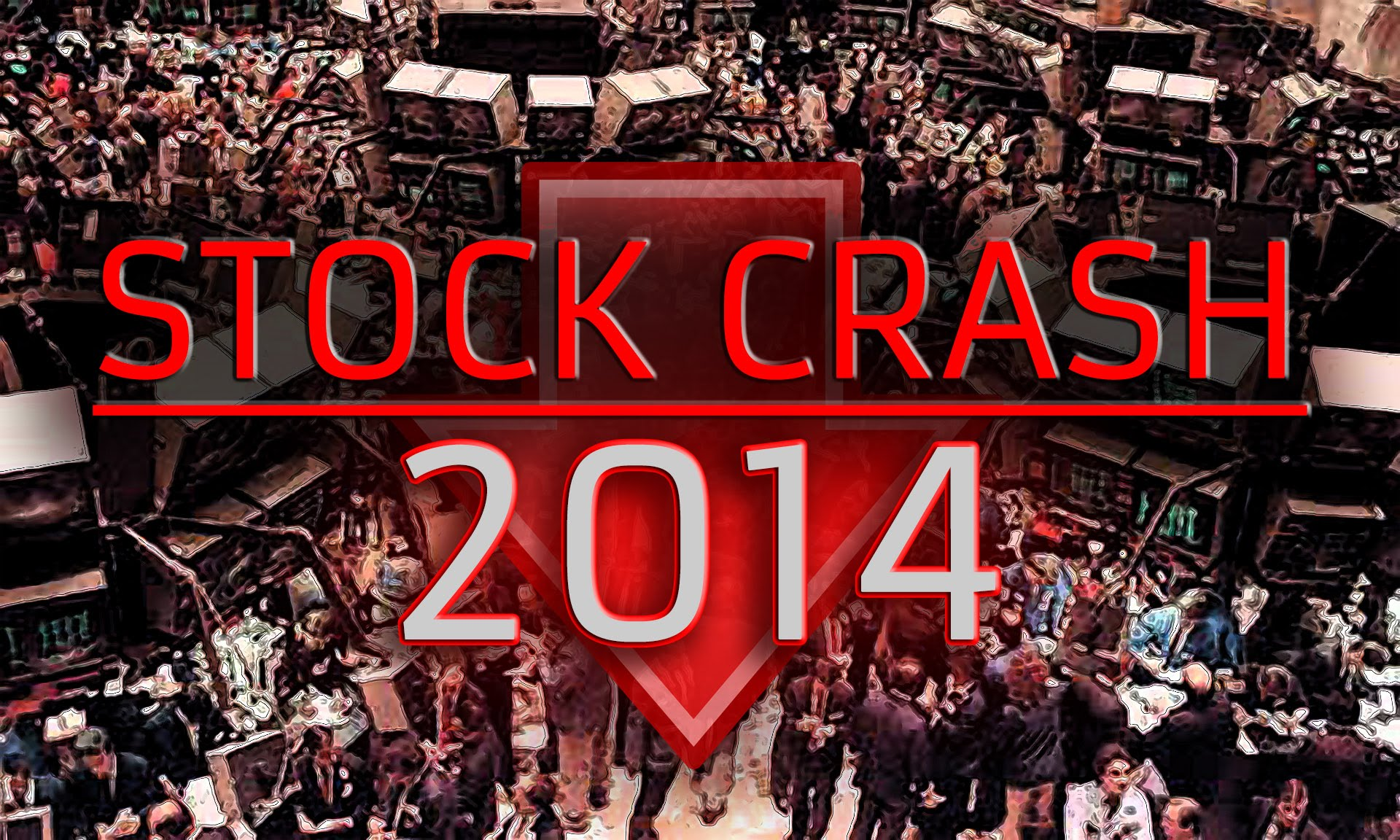 STOCK CRASH: Why the Bloodbath on Wall Street?