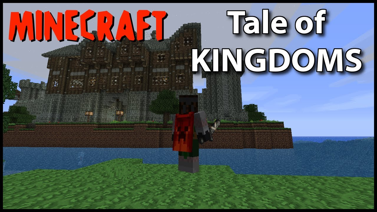 "Minecraft: Tale of Kingdoms E31 ""Stock Market"" (Silly Role-play)"