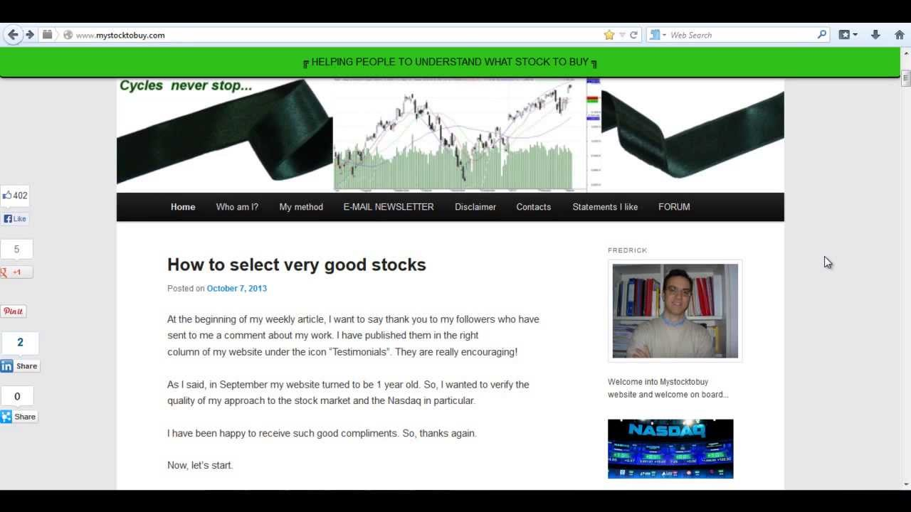 Stock trading strategies for beginners: my point of view