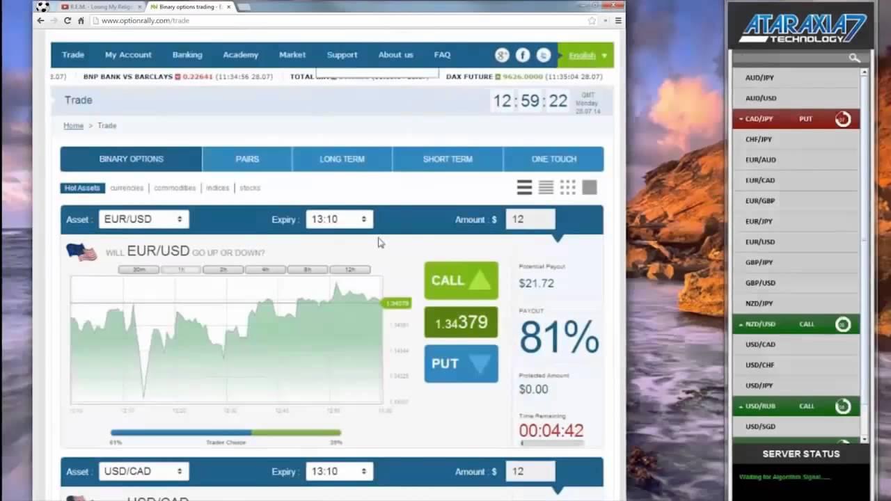 Ataraxia 7 Software Review – Ataraxia 7 Technology Trading Signals – Ataraxia 7 Beta Tester Review