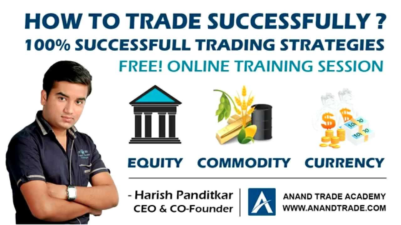 Technical Analysis Software 100% Successful Trading Strategies Free Training Commodity Equity HINDI