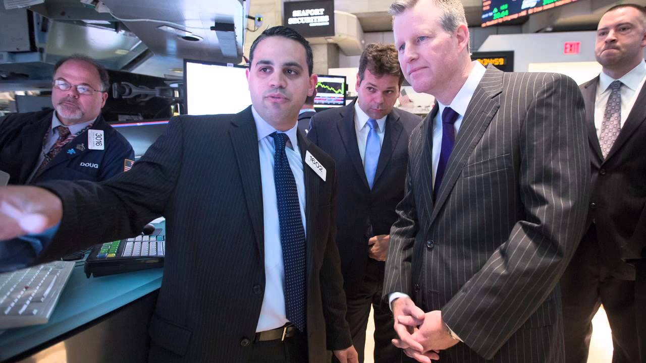 Belden Inc. Visits the New York Stock Exchange