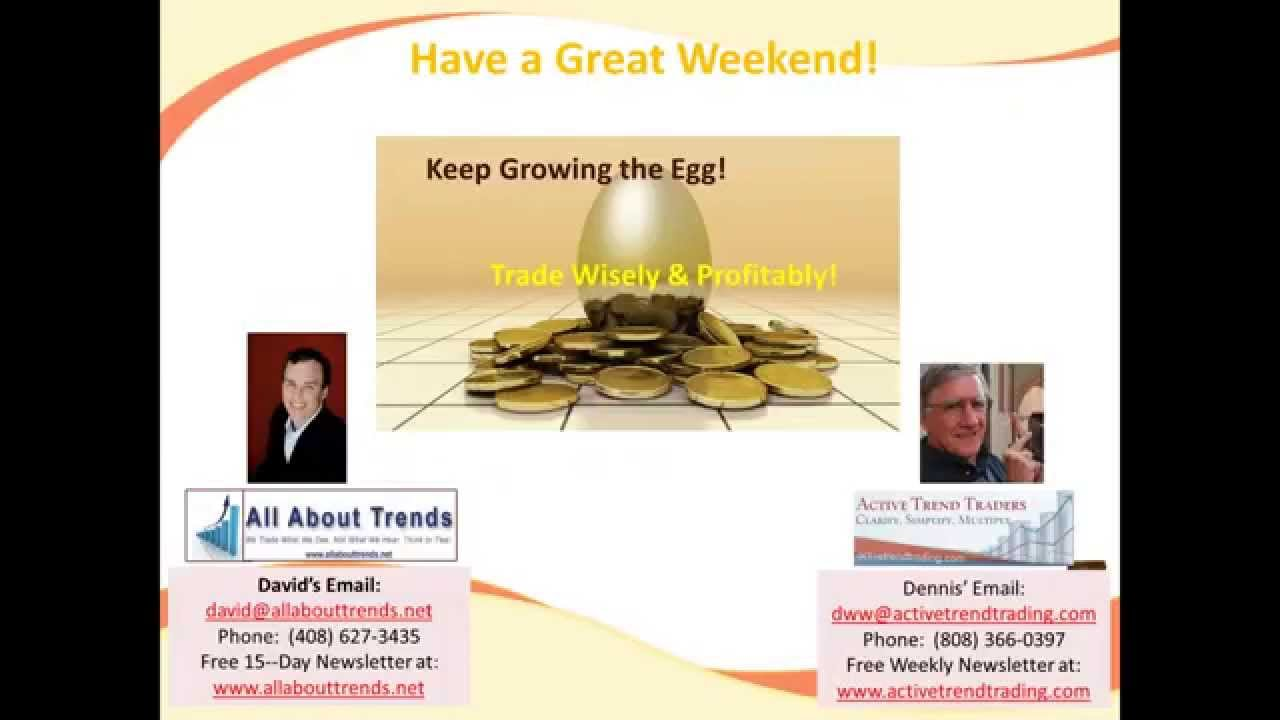 How to Make Money Trading Stocks  Market Stock Talk 10 31 14
