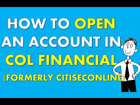 How to Open an Online Stock Trading Account in Philippines Stock Market  – Tutorial for beginners