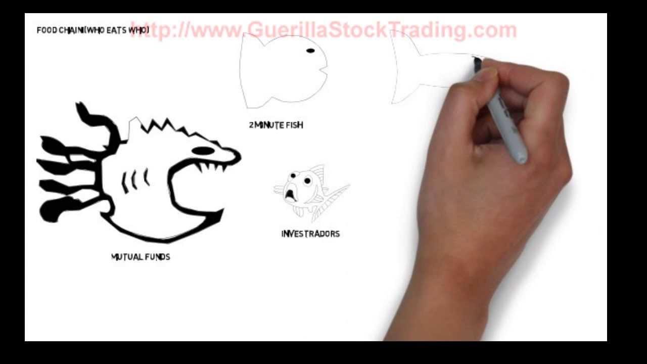 Stock Trading Strategies Predator or Prey