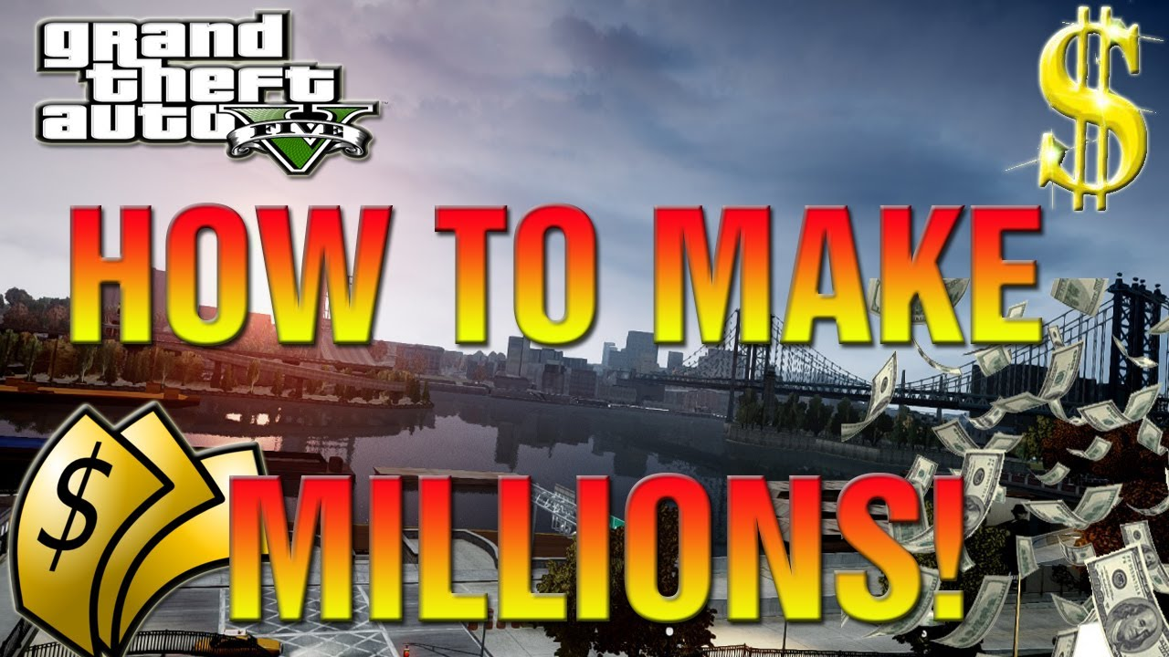 GTA 5 – How To Make Millions Fast Using The Stock Market Ultimate Guide! (GTA V)