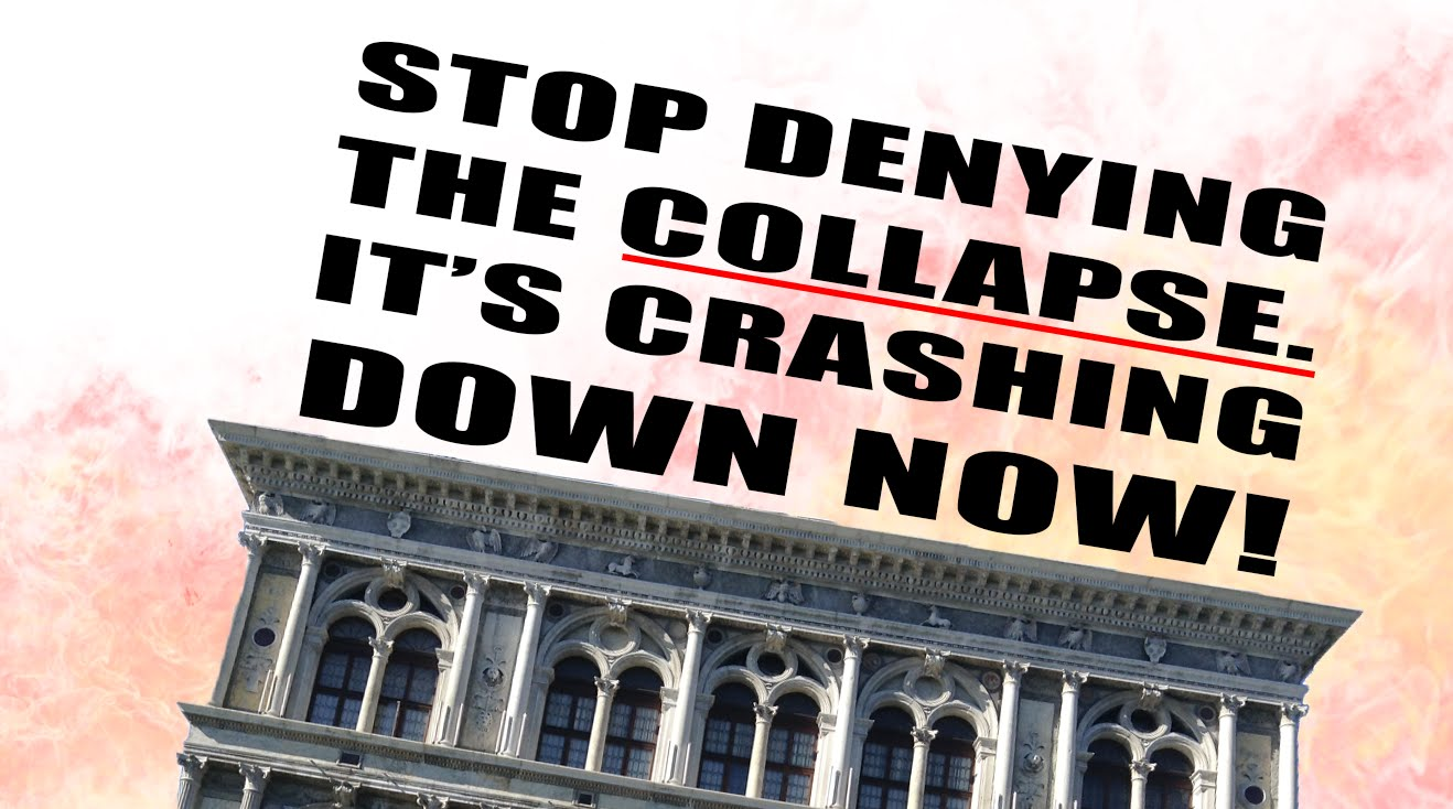 Stock Market CRASH, Bank Run, and Hyperinflation Coming!