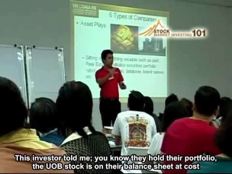 Stock Market Investing – 6 Types of Companies In Stock Market