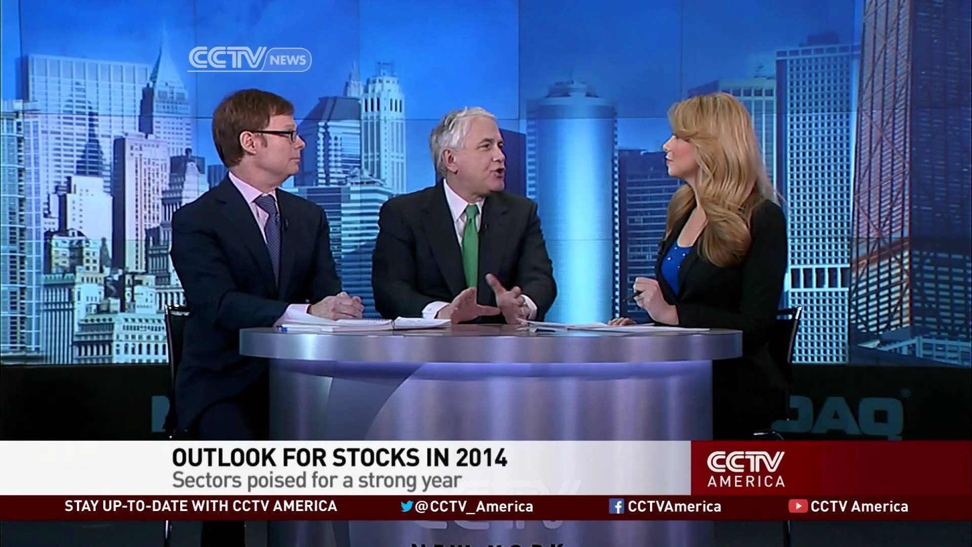 Stock Market Outlook for 2014