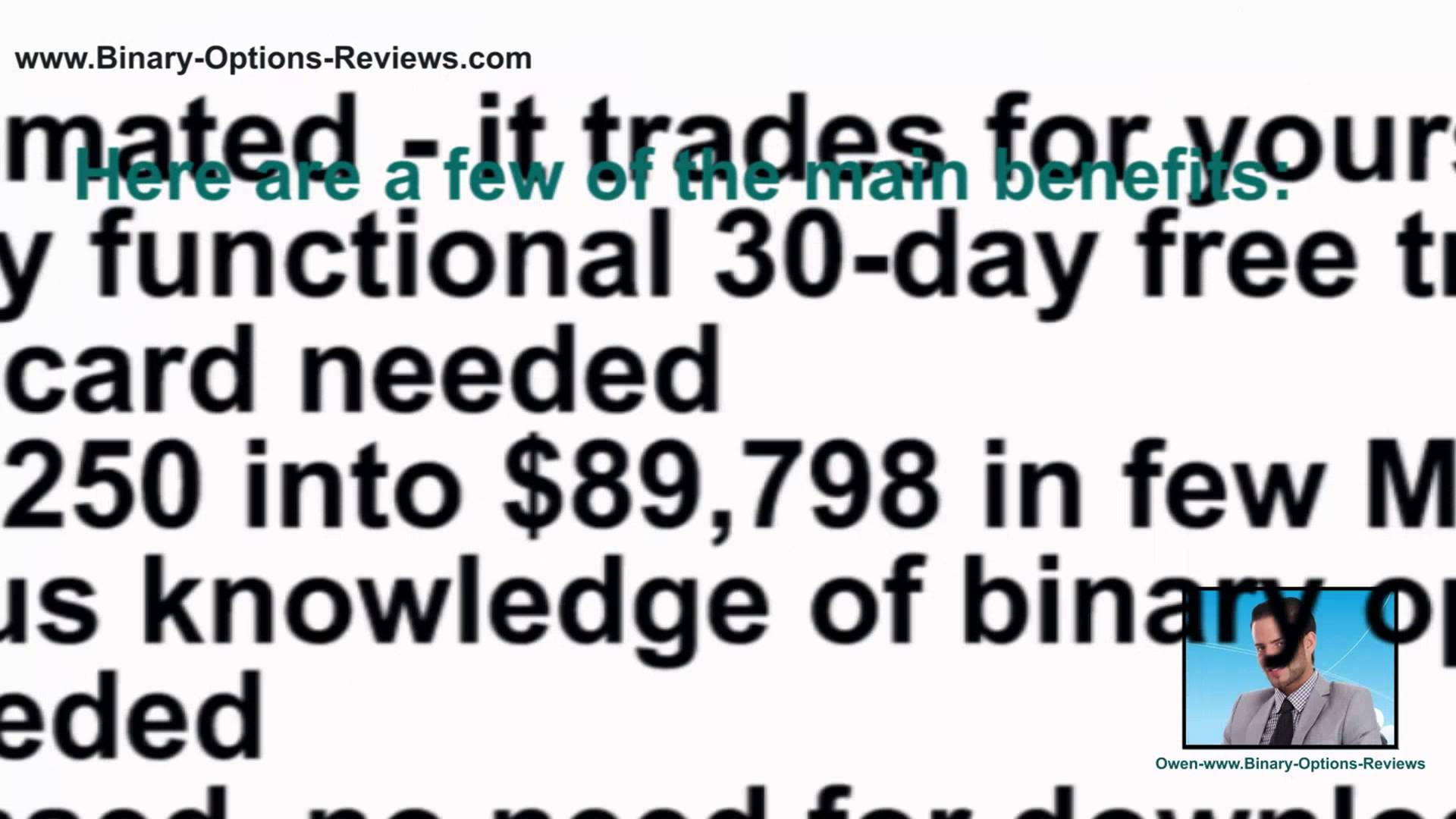 2015 Millionaires Club Software Review Binary Options Auto Trading Platform System Scams