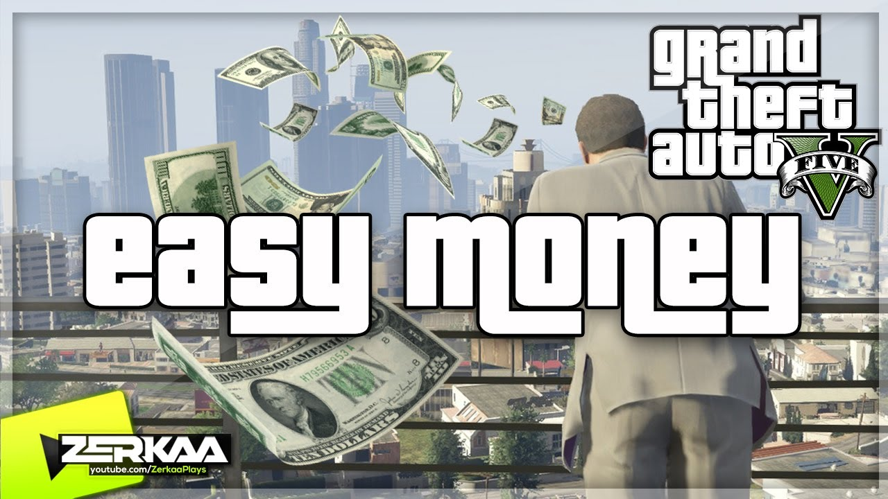 GTA V | How To Make Easy Money On Stock Market (During 'The Vice Assassination')