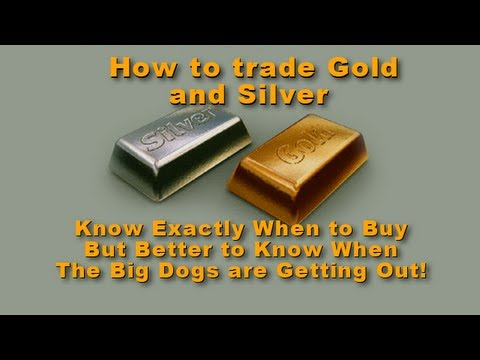 How to trade gold and silver: Trading Strategies That Really Work.
