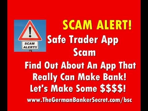 Safe Trader App Scam – Safe Trader App Review Shows A Trading Software That Really Works!