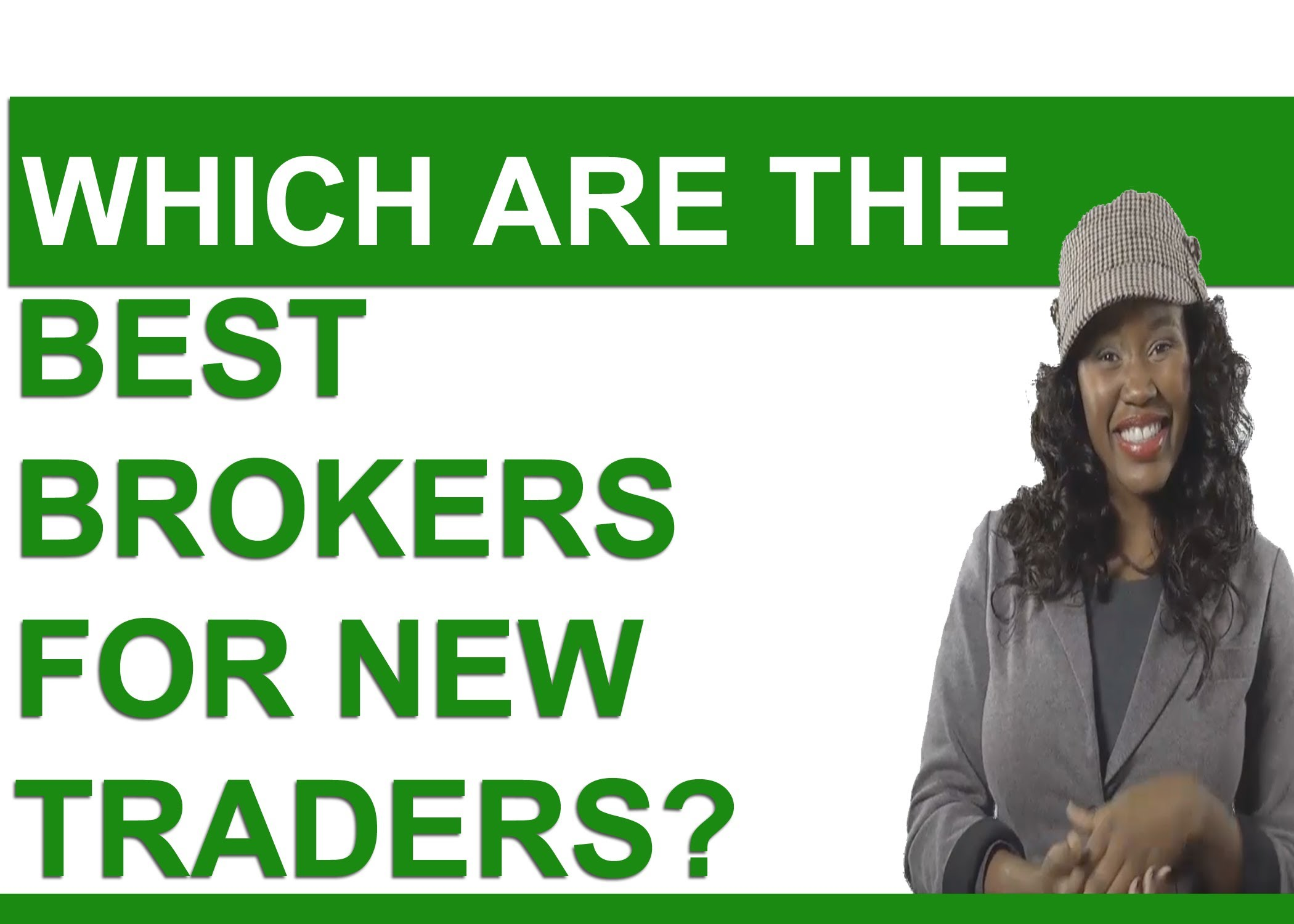 Stock Trading Brokers: Which are the best brokers for new traders?