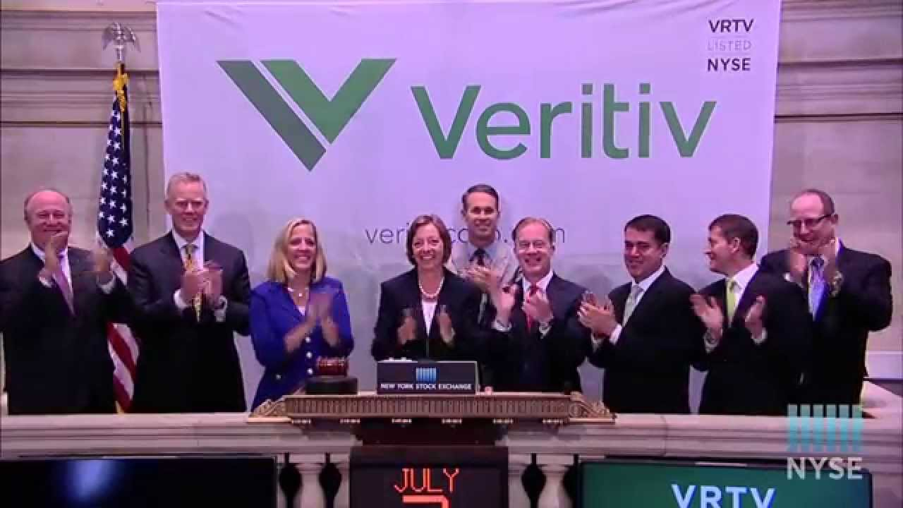Veritiv Begins Trading on the New York Stock Exchange