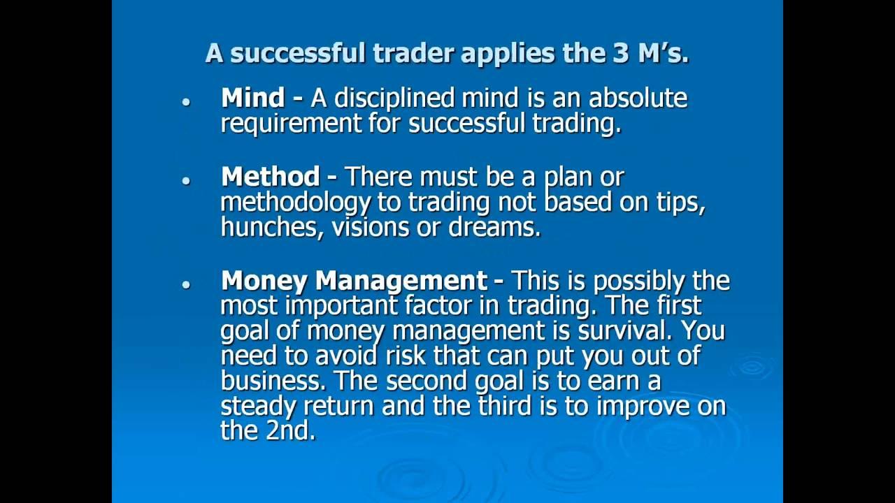 Basics of Stock Trading
