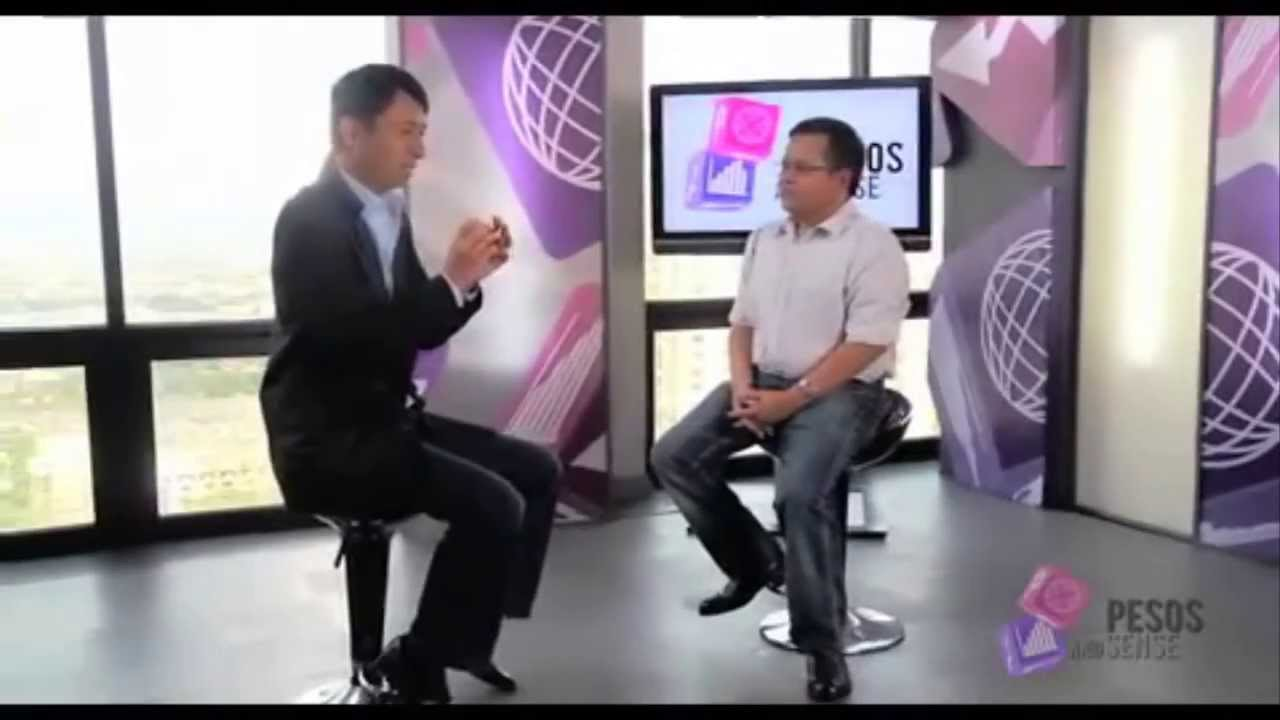 Bo Sanchez Featured on Pesos and Sense - Stock Market, How to Start? 2