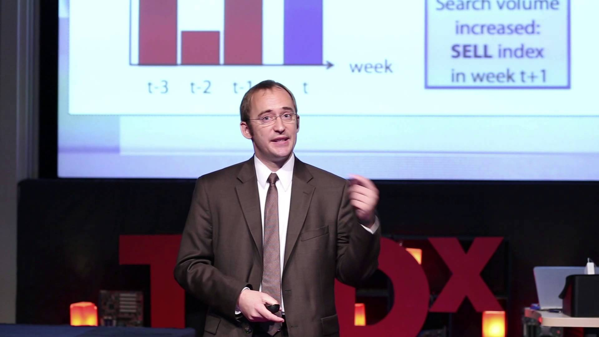 Can Google predict the stock market? Tobias Preis at TEDxWarwickSalon (Technology)