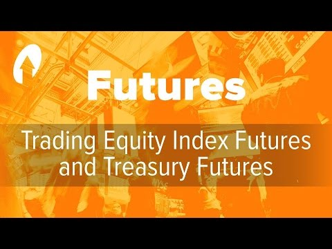 Trading Equity Index Futures and Treasury Futures