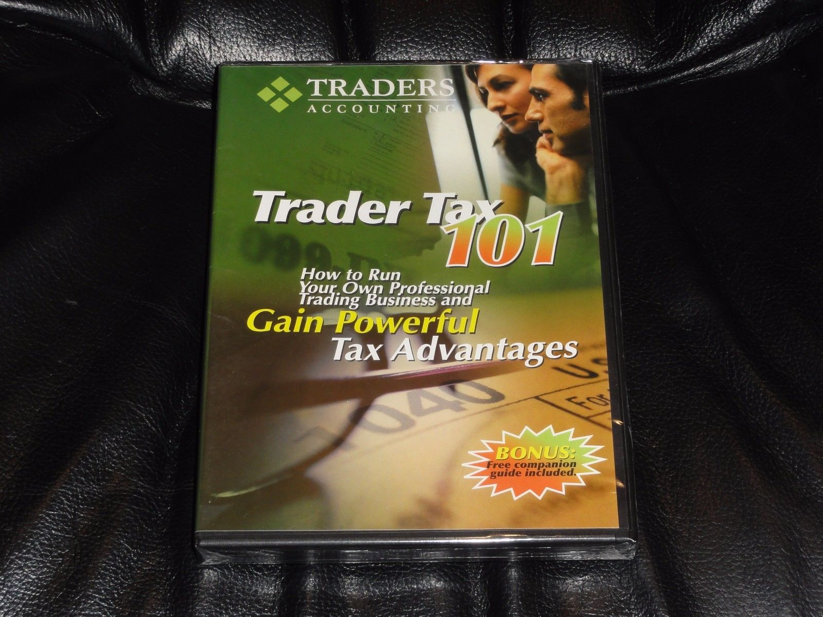 Traders Accounting Jim Crimmins Trader Tax 101 stocks options forex trading etf