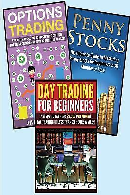 Stocks : 3 in 1 Master Class Box Set: Book 1: Day Trading for Beginners + Boo…