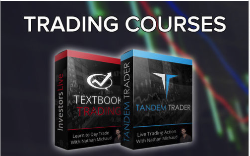 Textbook Trading + Tandem Trader + Fous + Warrior + extras | penny stock dvd