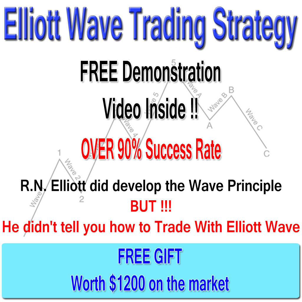 Elliott Wave Trading Strategy Forex Stocks Commodities Cryptocurrency FREE GIFT