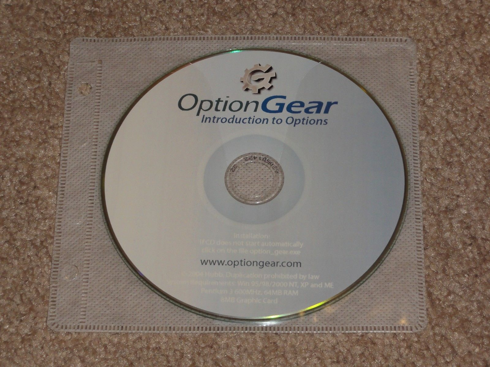 OptionGear Introduction to Options stocks online simpler academy trading nasdaq
