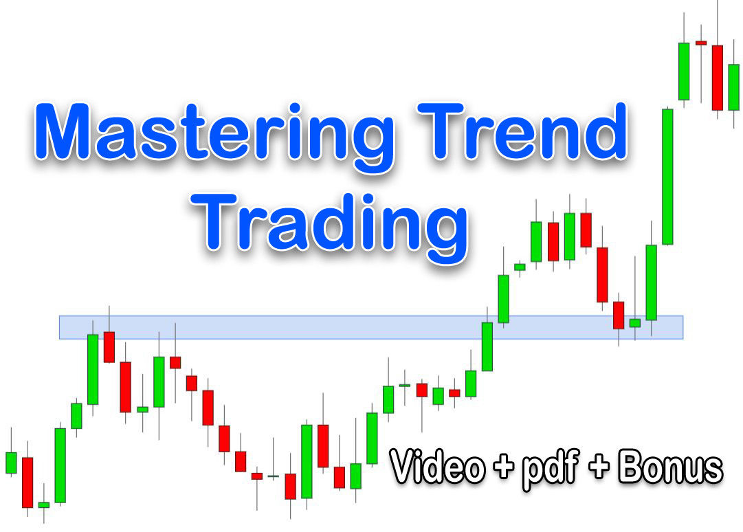 MASTERING TREND TRADING PROGRAM – Forex Stocks Cryptocurrency NAKED TRADING