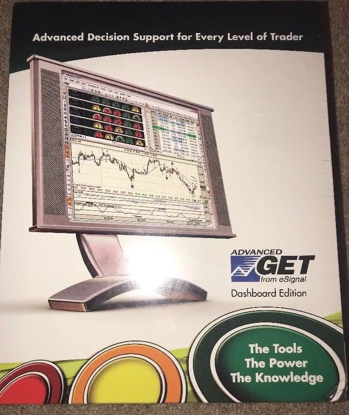 Advanced GET Dashboard Edition E Signal Investing Software New Trading Stock