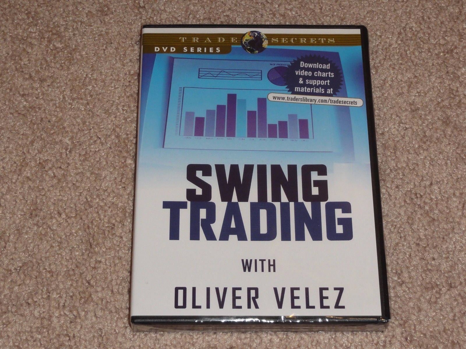 Oliver Velez Swing Trading DVD stock market options academy simpler online qqqq