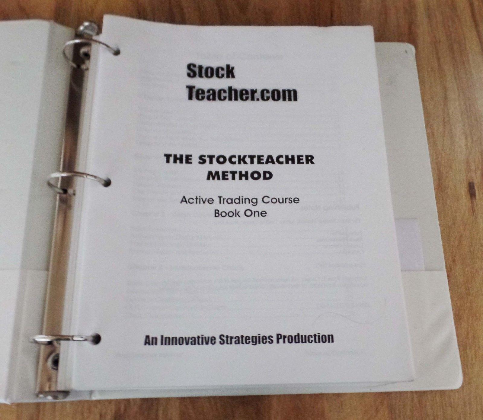 Trading Stock Teacher Method Ryan Cooper Active Trading Course Stock Market