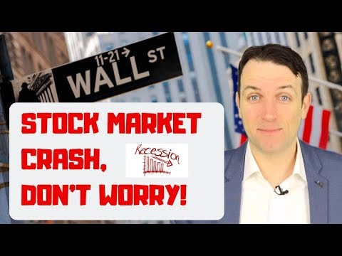 Stock Market News – Crash and Recession Ahead – So What?!