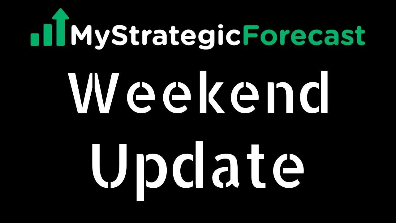 Friday reversal?  Weekend Stock Market Update