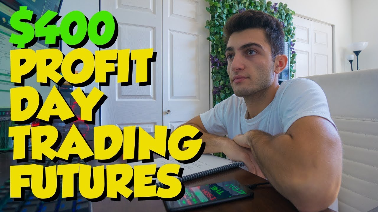 $470 PROFIT DAY TRADING FUTURES