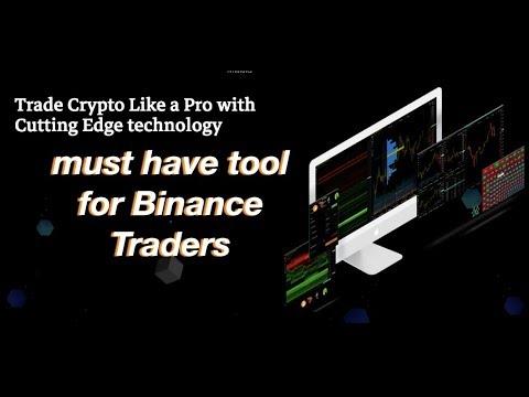 Binance Trading Pumps trading tool WhalesTrader