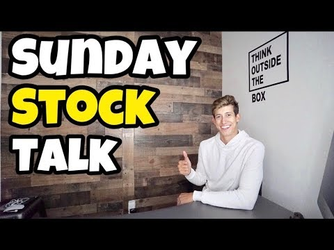 TOP STOCKS FOR THE WEEK OF MARCH | SUNDAY STOCK TALK