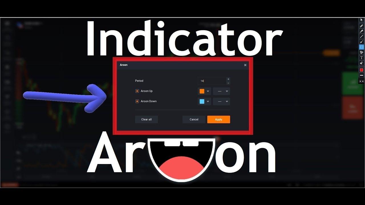Aroon Indicator Trading Strategy # King trader