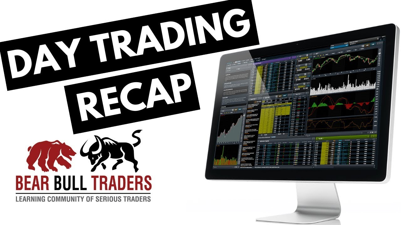 Andrew's Day Trading Recap March 1 2019