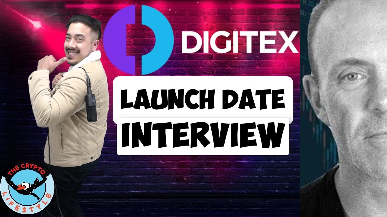 Digitex Futures Launch Date Interview With CEO Adam Todd