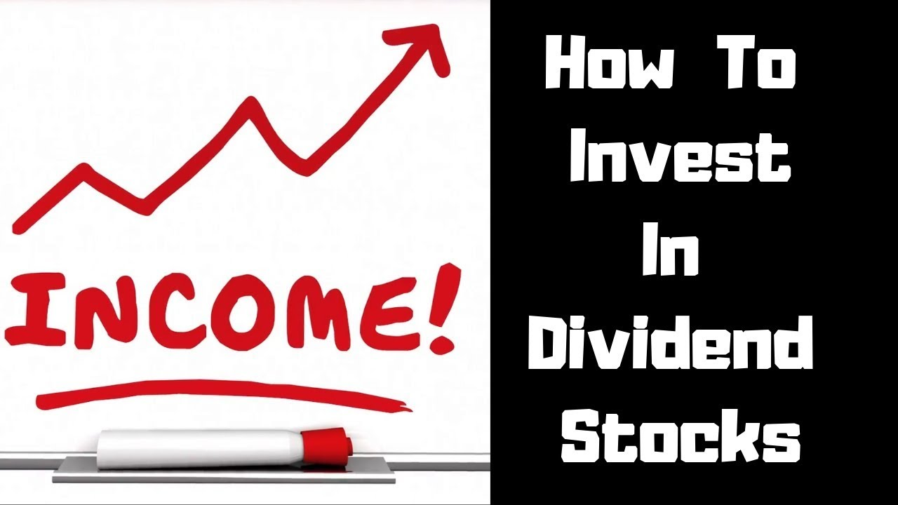 How To Invest In Dividend Stocks| How To Get Rich In The Stock Market📈