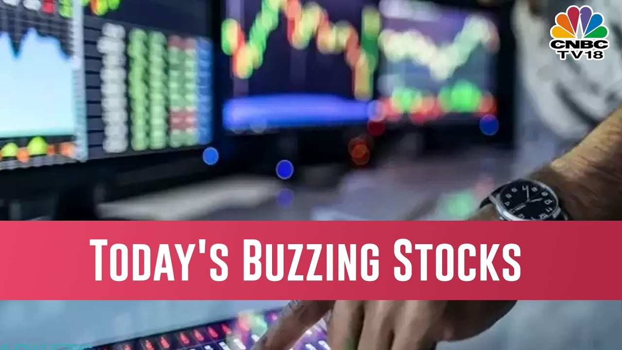 Share Market Updates : Today's Buzzing Stocks | CNBC-TV18 | March 6, 2019