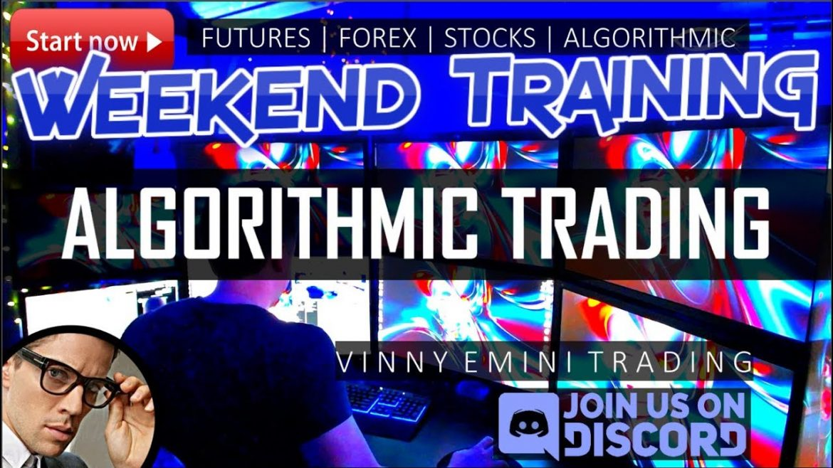 Emini Trading| Weekend Training | Algo Assisted Trading Strategies