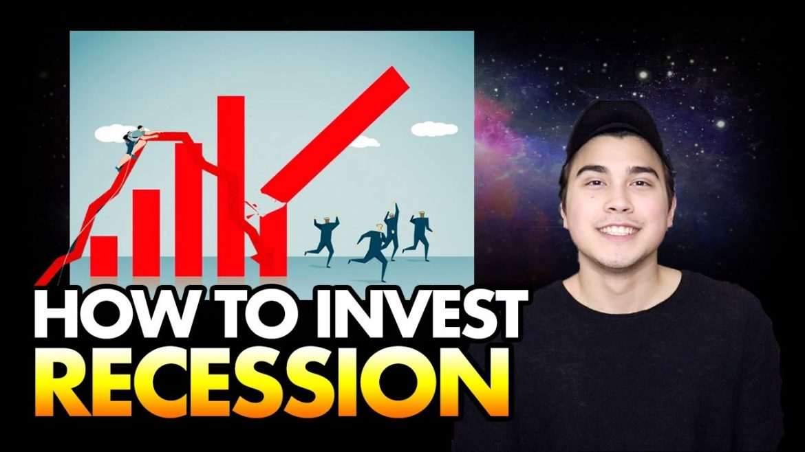 How To Invest Into A Stock Market Recession! (2019)
