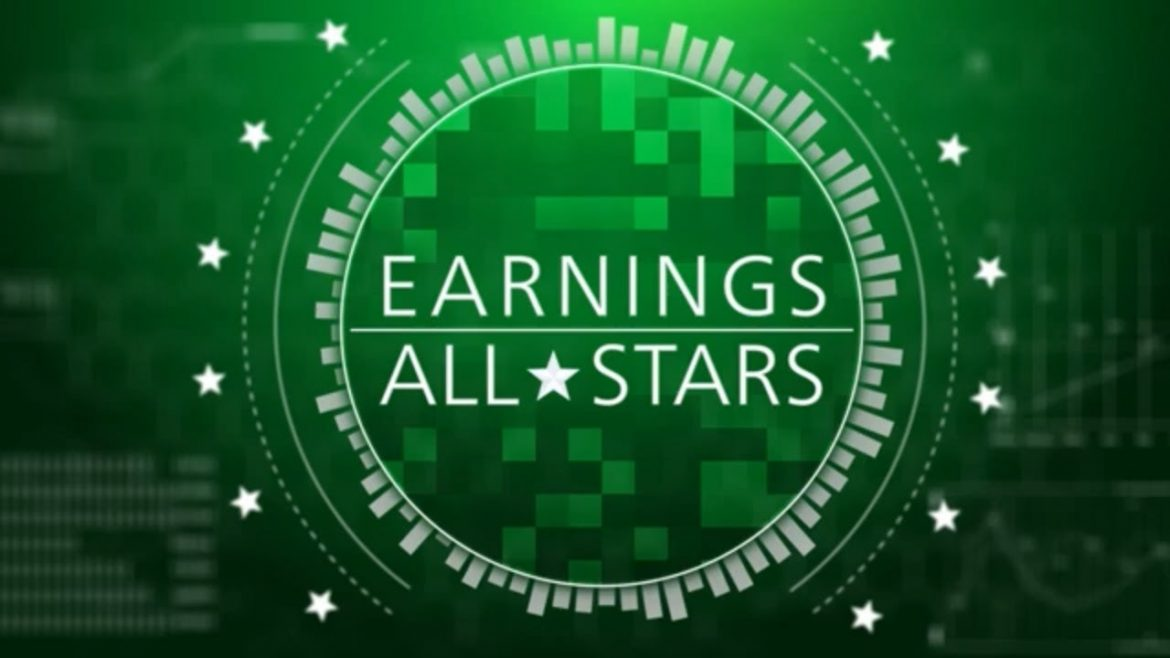 This Week's Must-See Earnings Charts