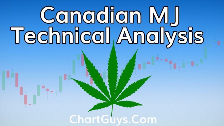 Marijuana Stocks Technical Analysis Chart 3/6/2019 by ChartGuys.com