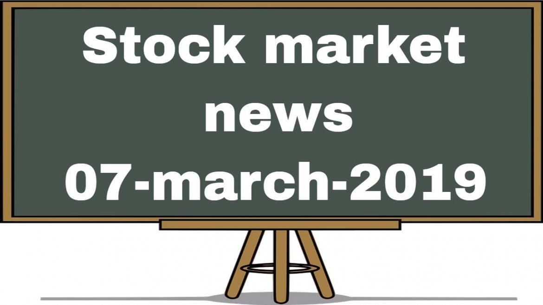 Stock market news #07mar2019 – ngt, icici, himachal fut., dsp, reliance mf 🐠🔥🔥🔥