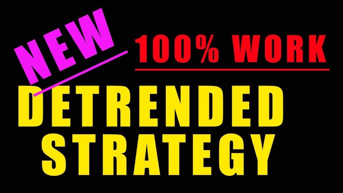 DETRENDED STRATEGY : signals based on oscillator – FREE BINARY ROBOT