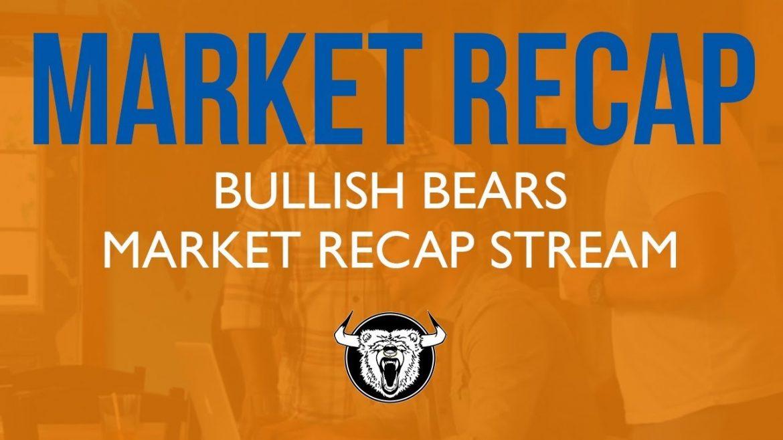Stock Market Live – Trade Alerts & Market Recap 3/5/19